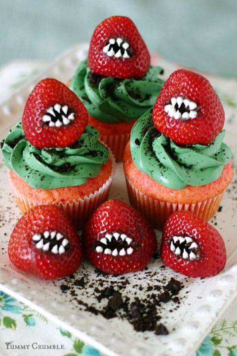Easy Halloween Desserts Ideas  Halloween Recipes Monster Treats The 36th AVENUE