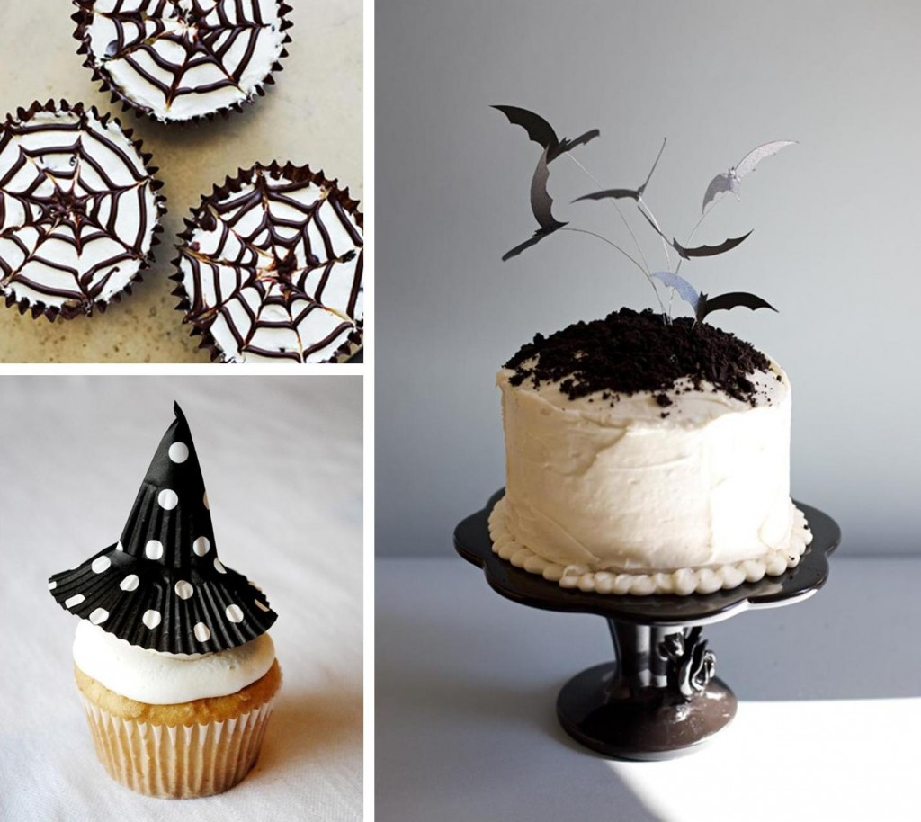 Easy Halloween Desserts Ideas  Easy Halloween Dessert Decorations Baked by Joanna