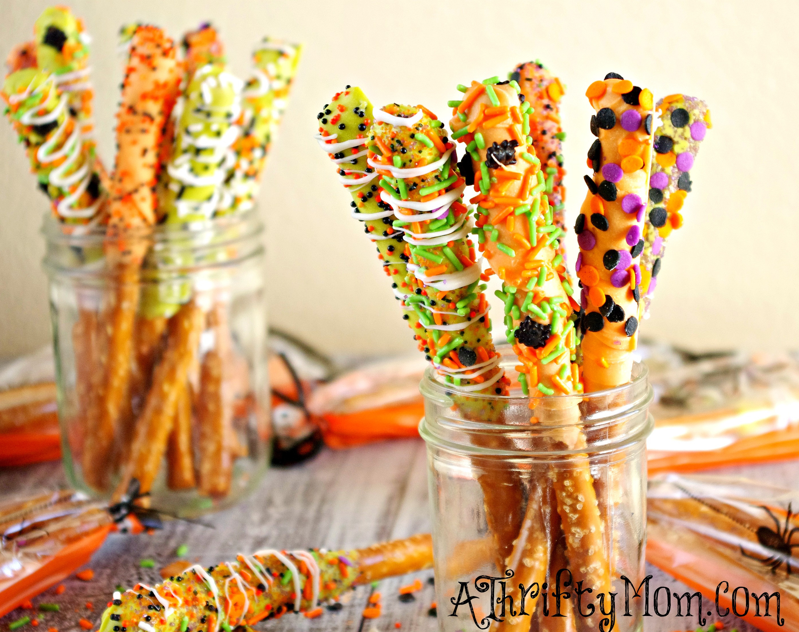 Easy Halloween Desserts Ideas  Halloween Party – A Mom 2 Kids