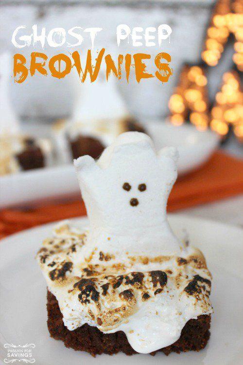 Easy Halloween Desserts Ideas  196 best Halloween Ideas images on Pinterest