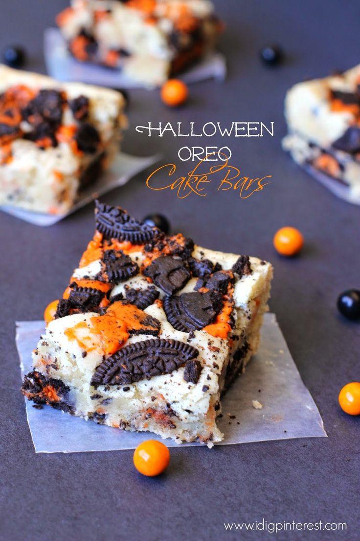 Easy Halloween Desserts Ideas  25 Best Ideas about Easy Halloween Treats on Pinterest