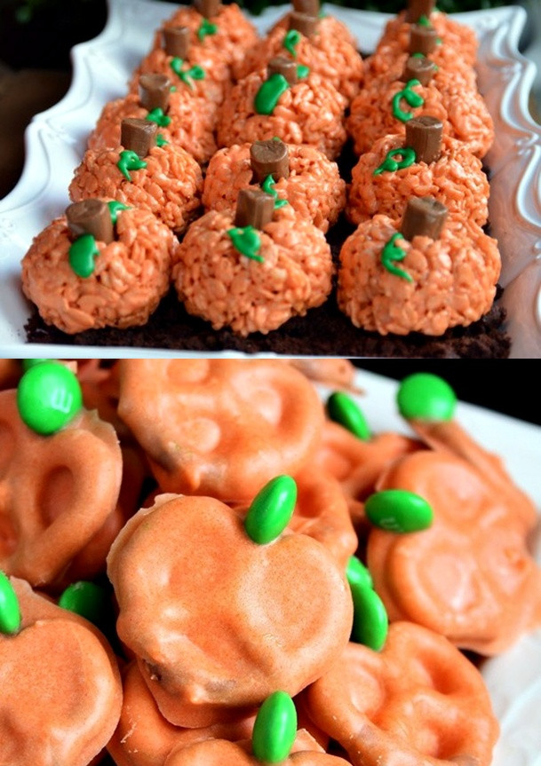 Easy Halloween Desserts Ideas  Pop Culture And Fashion Magic Easy Halloween food ideas