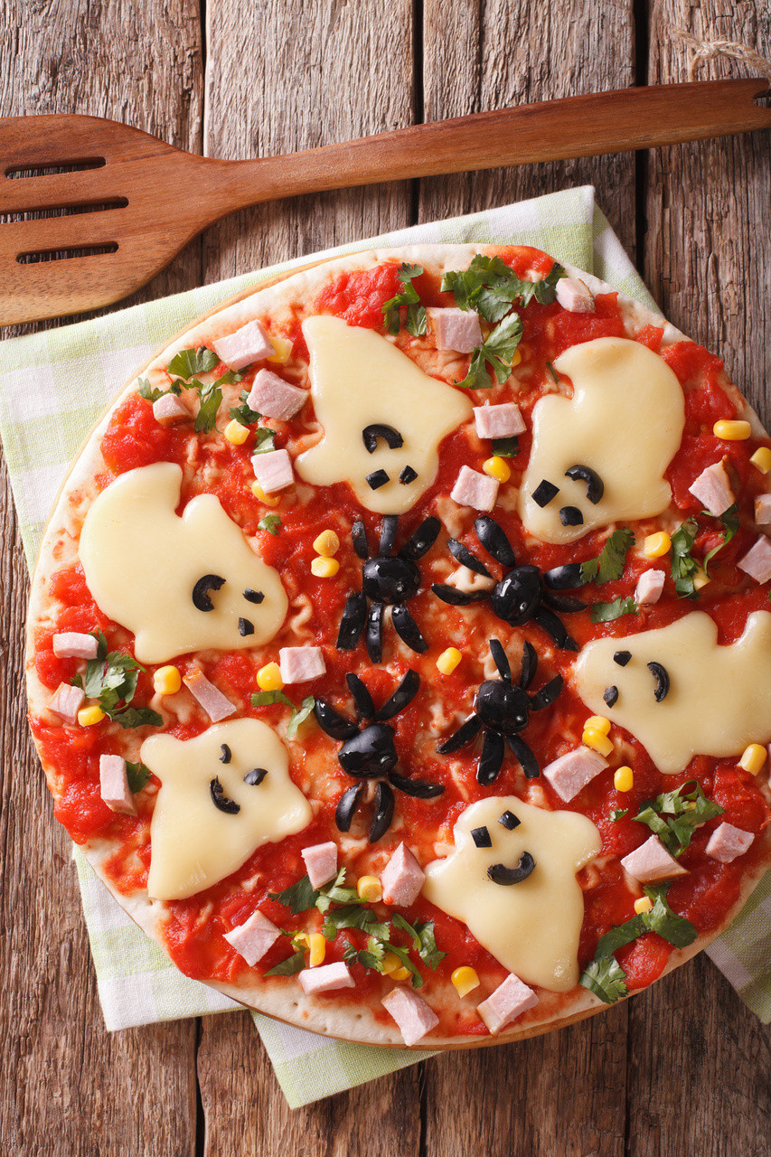 Easy Halloween Dinners  Halloween Dinner Recipes
