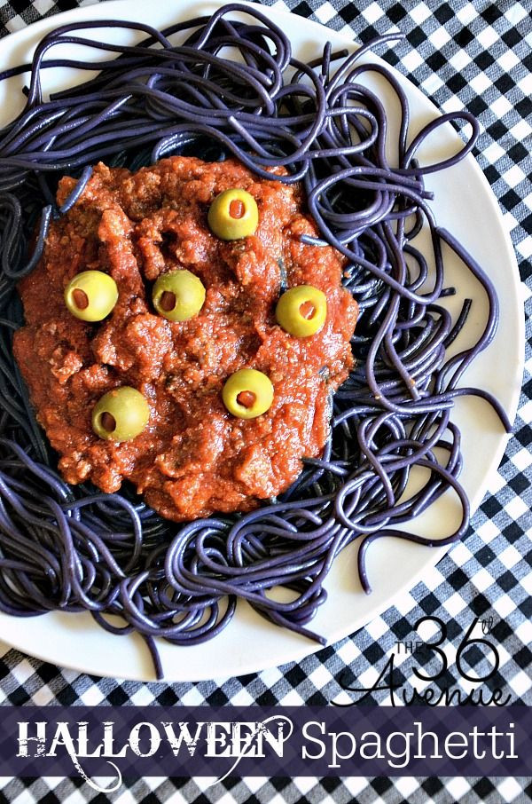 Easy Halloween Dinners  SPOOKtacular Halloween Dinner Ideas