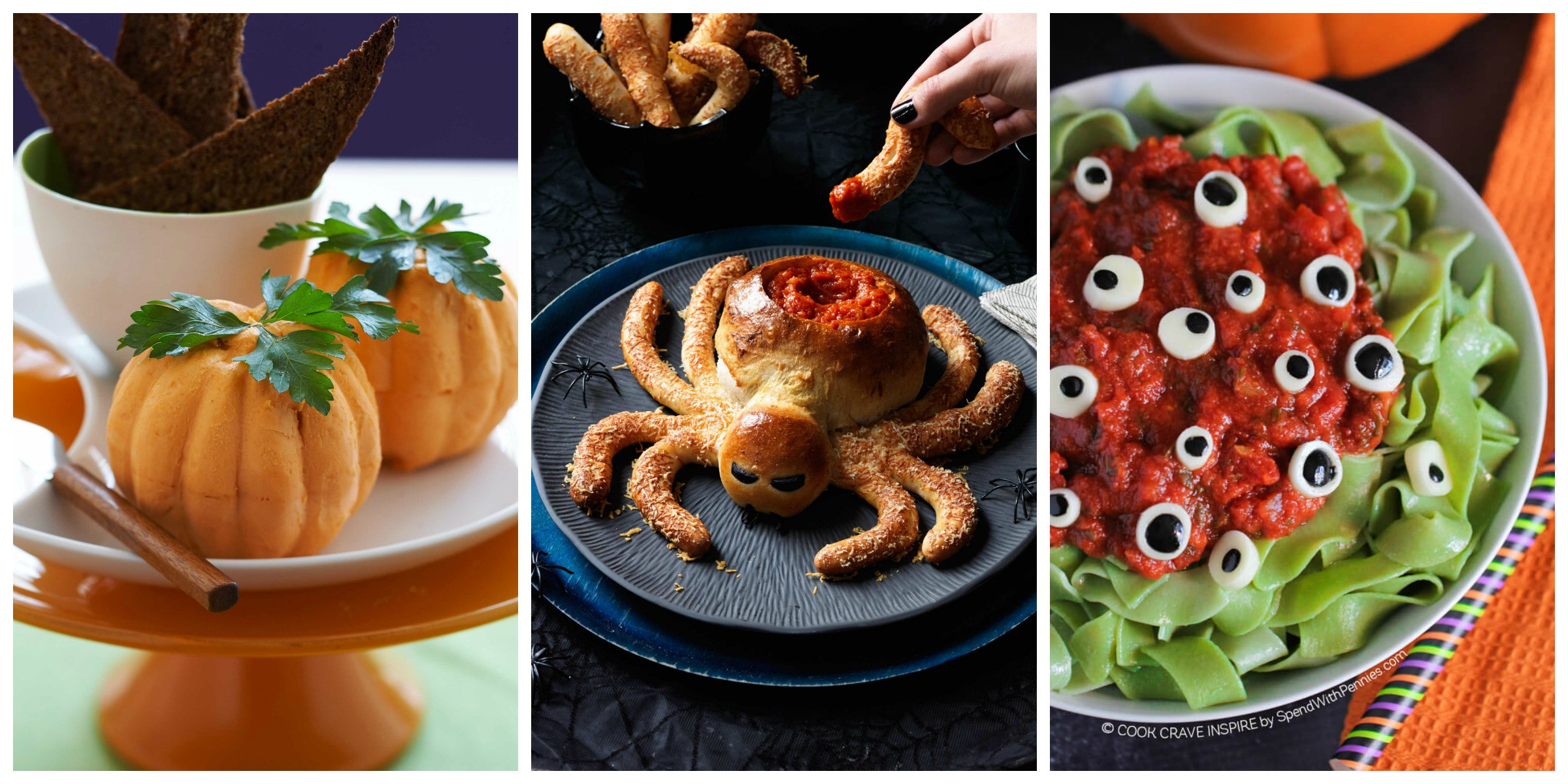 Easy Halloween Dinners  25 Spooky Halloween Dinner Ideas Best Recipes for