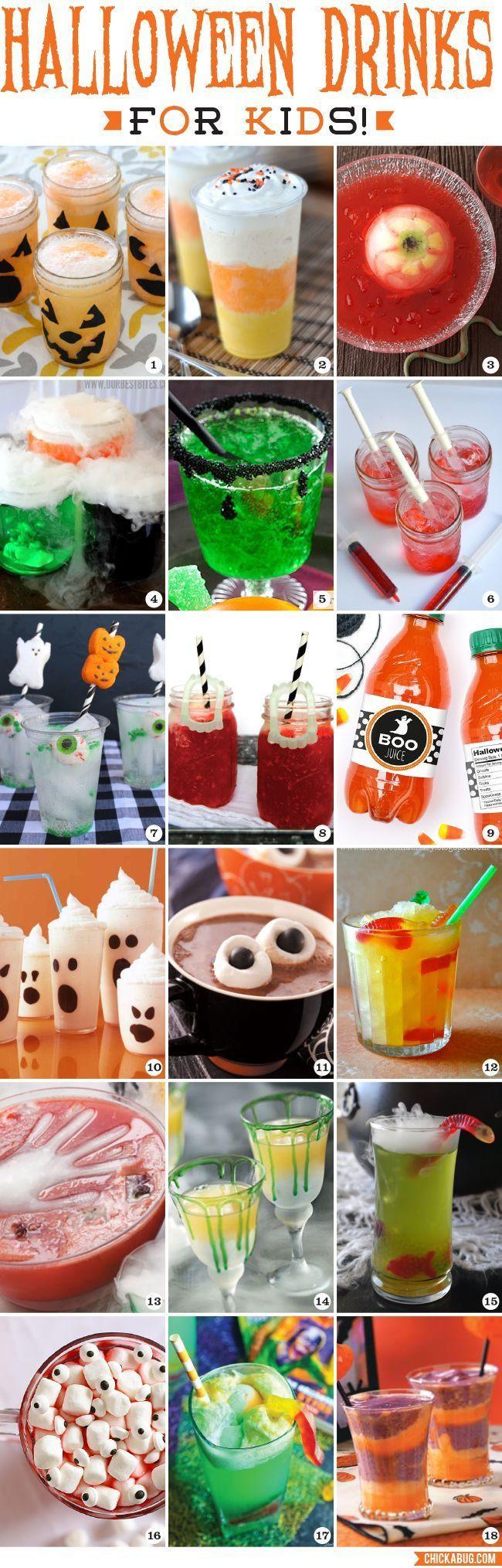 Easy Halloween Drinks Alcohol  1000 ideas about Halloween Drinks on Pinterest