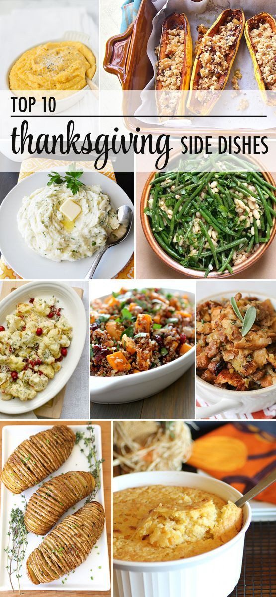 Easy Side Dishes For Christmas Potluck  40 best images about Thanksgiving on Pinterest