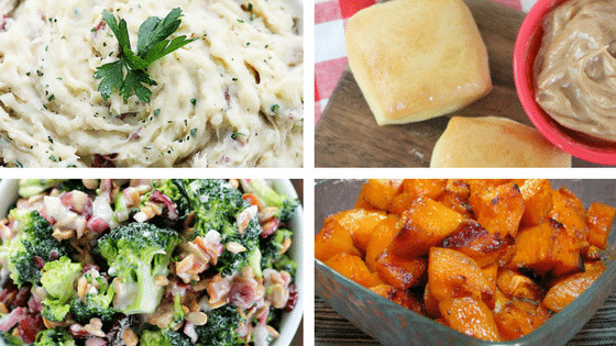 Easy Side Dishes For Christmas Potluck  10 Amazing Side Dishes for Your Thanksgiving Pot Luck