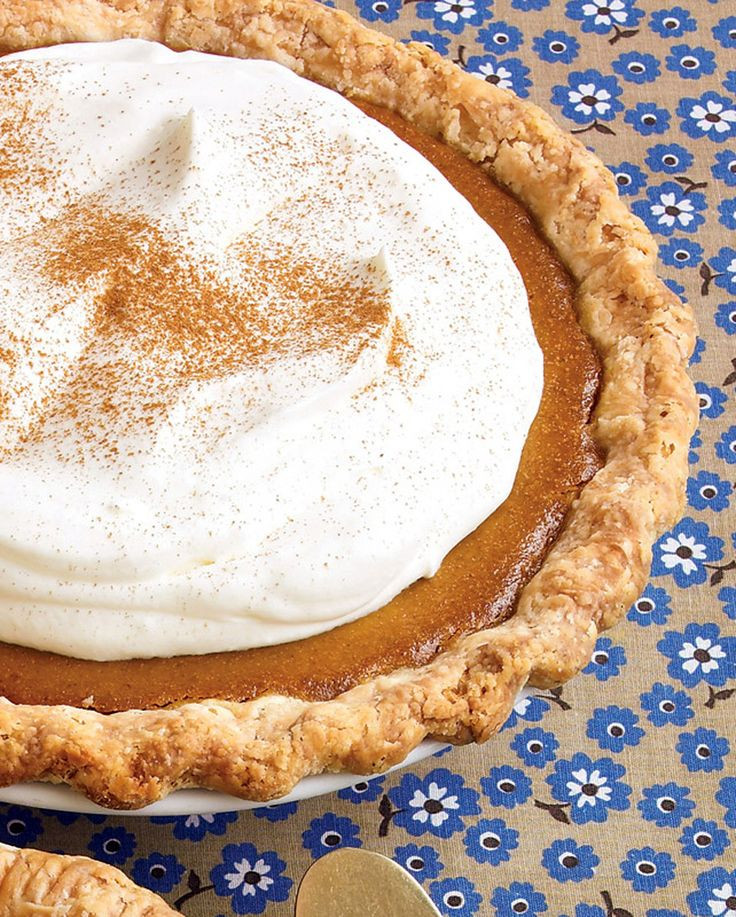 Easy Thanksgiving Pies  Check out Easy Pumpkin Cream Pie It s so easy to make