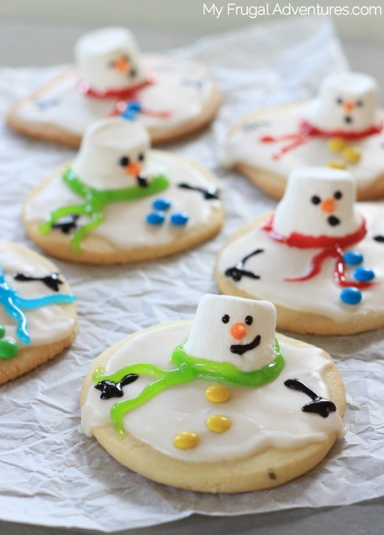 Easy To Make Christmas Cookies  21 Simple Fun and Yummy Christmas Cookies That You Can