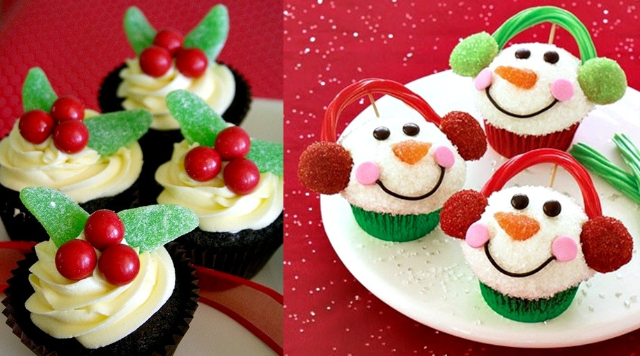 Easy To Make Christmas Desserts  Pop Culture And Fashion Magic Christmas desserts – Cupcakes