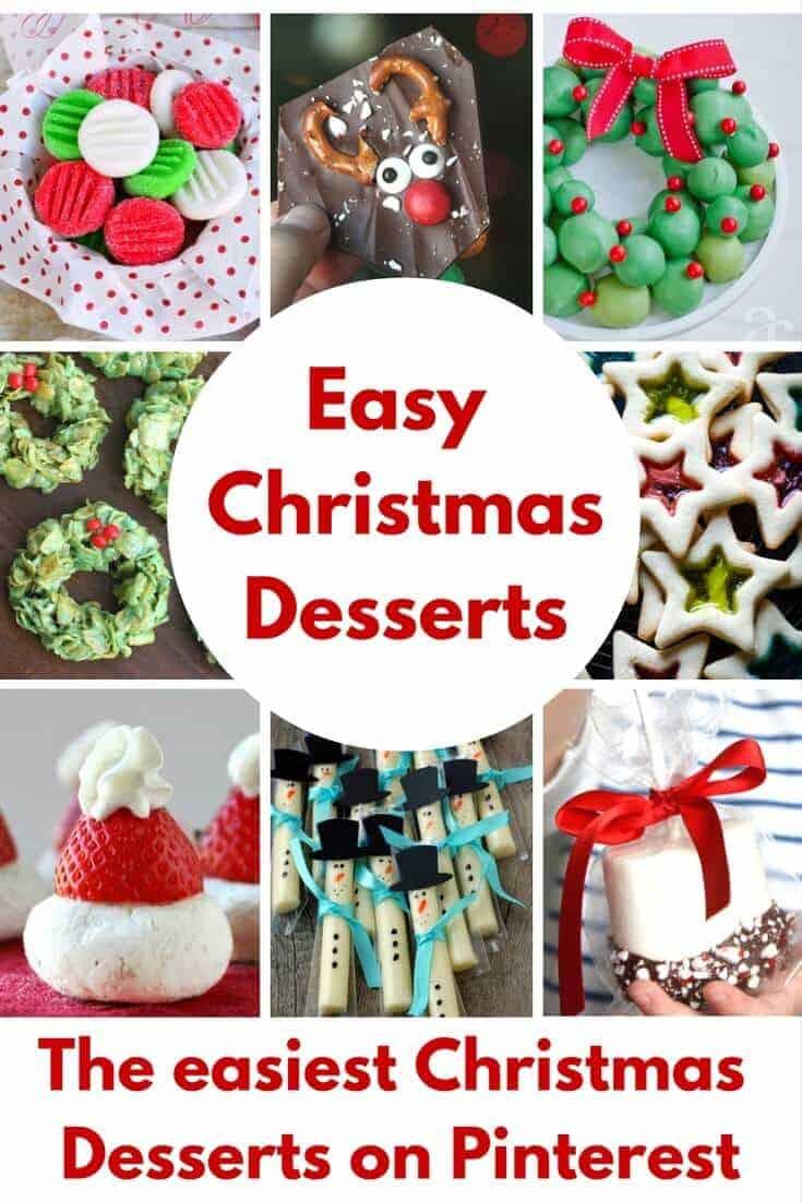 Easy To Make Christmas Desserts  Easy Christmas Desserts Princess Pinky Girl
