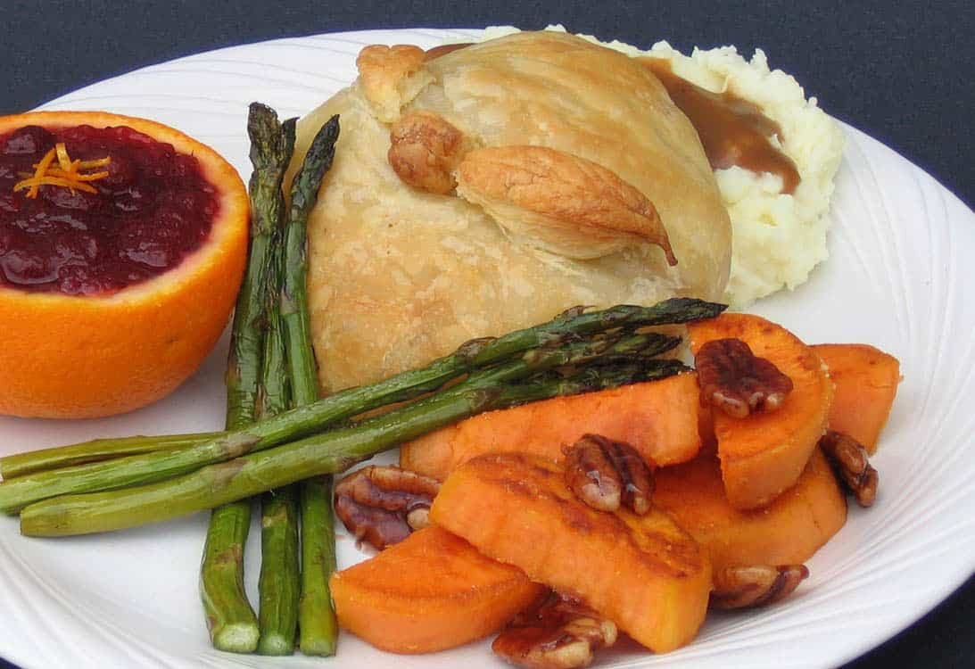 Easy Vegan Thanksgiving Recipes  How to have a Ve arian Thanksgiving Delish Knowledge