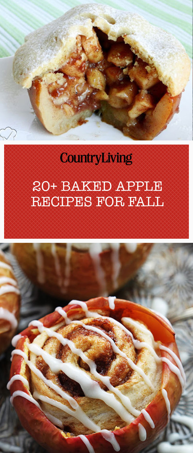 Fall Apple Recipes  23 Fall Baked Apple Recipes Easy Ideas for Stuffed Apples