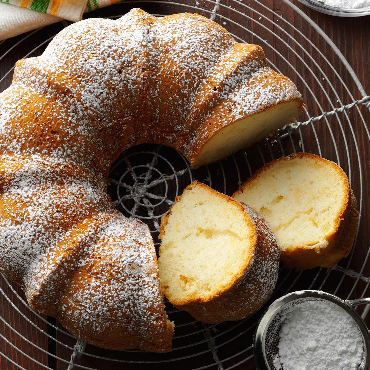 Fall Bundt Cake Recipes  Pear Bundt Cake Recipe