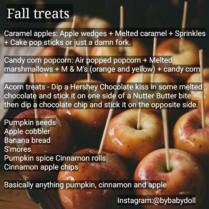 Fall Desserts 2019  Pin by Alexandria Gibson on Autumn in 2019