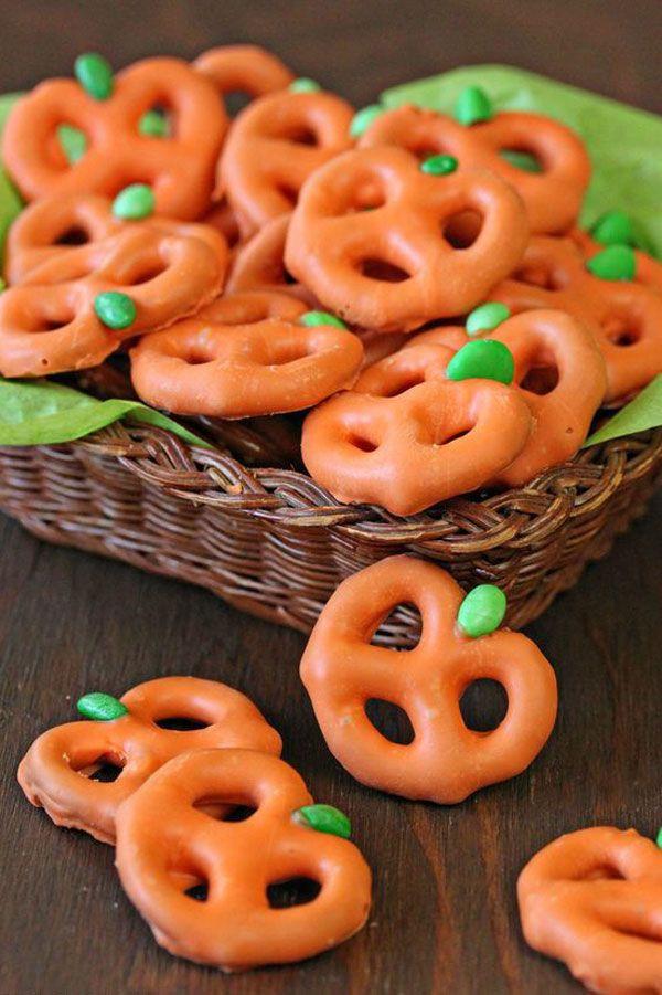 Fall Desserts For Kids  Best Halloween Treats Fun Halloween Dessert Ideas
