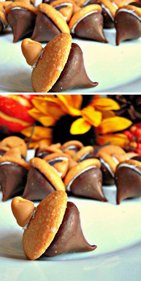 Fall Desserts For Kids  Pinterest • The world's catalog of ideas