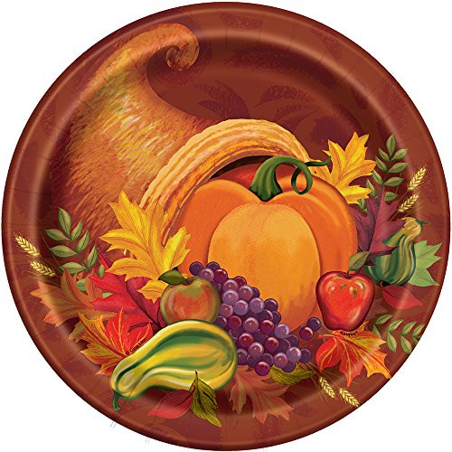 Fall Dinner Plates  Fall Kitchen Decorating Ideas 2018 Fall Autumn Theme