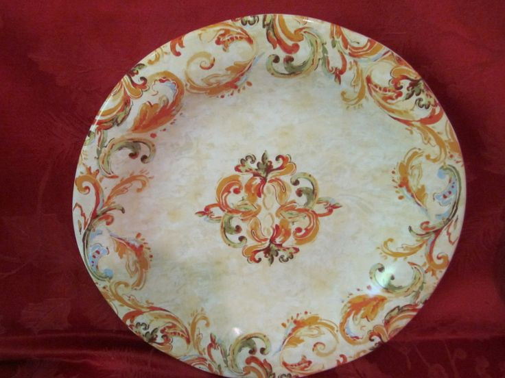 Fall Dinner Plates  62 best Fall Decor images on Pinterest