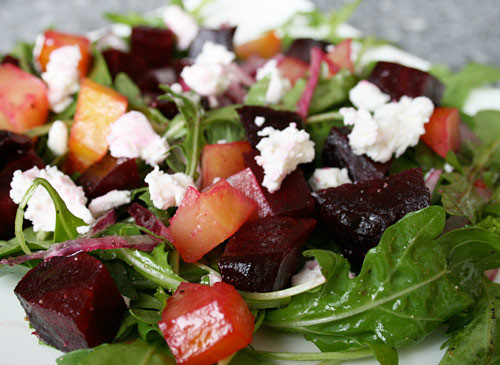 Fall Italian Recipes  Fall Harvest Salad