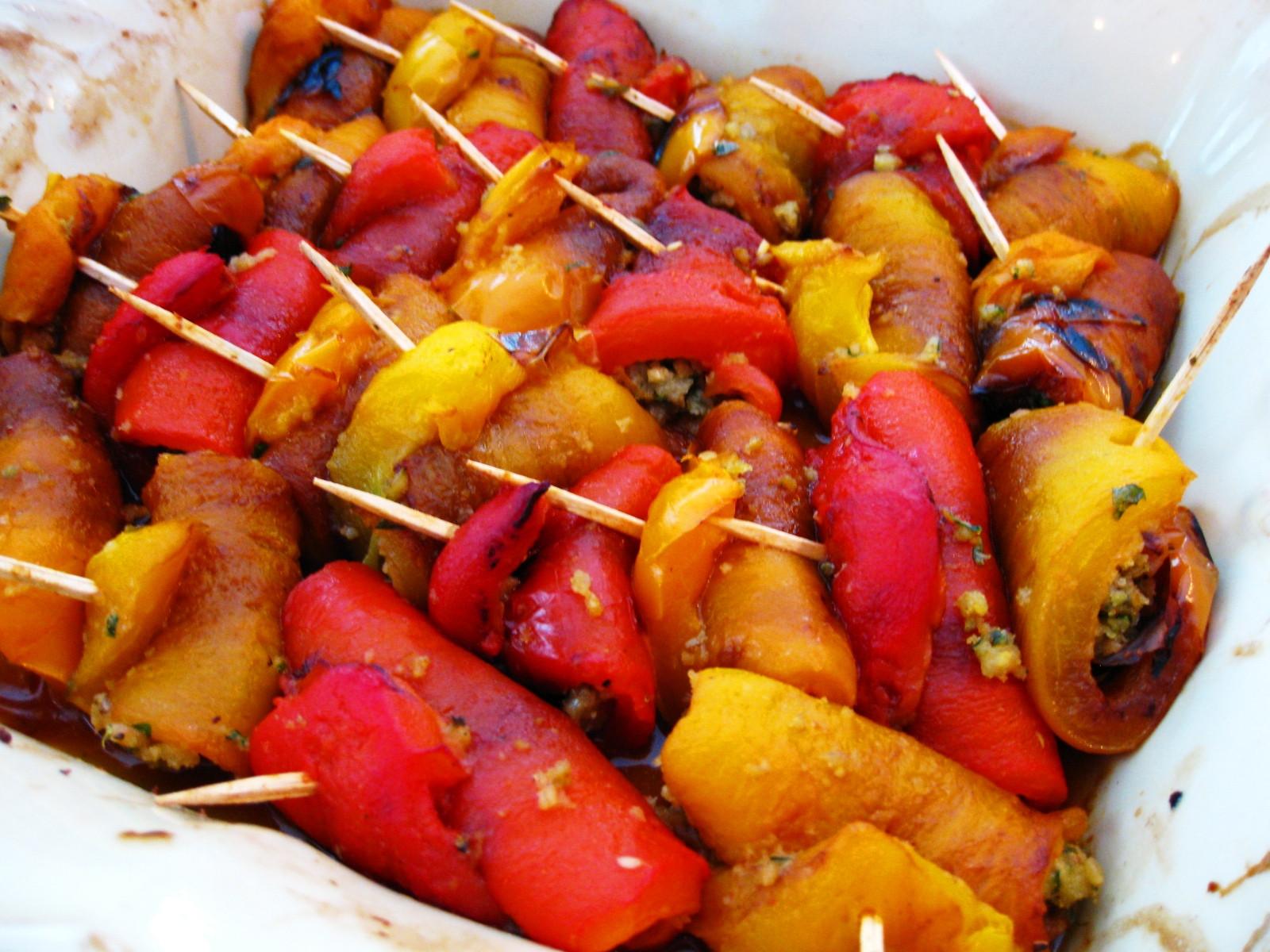 Fall Italian Recipes  Cara s Cravings 3 Rustic Italian Appetizers to Fall in