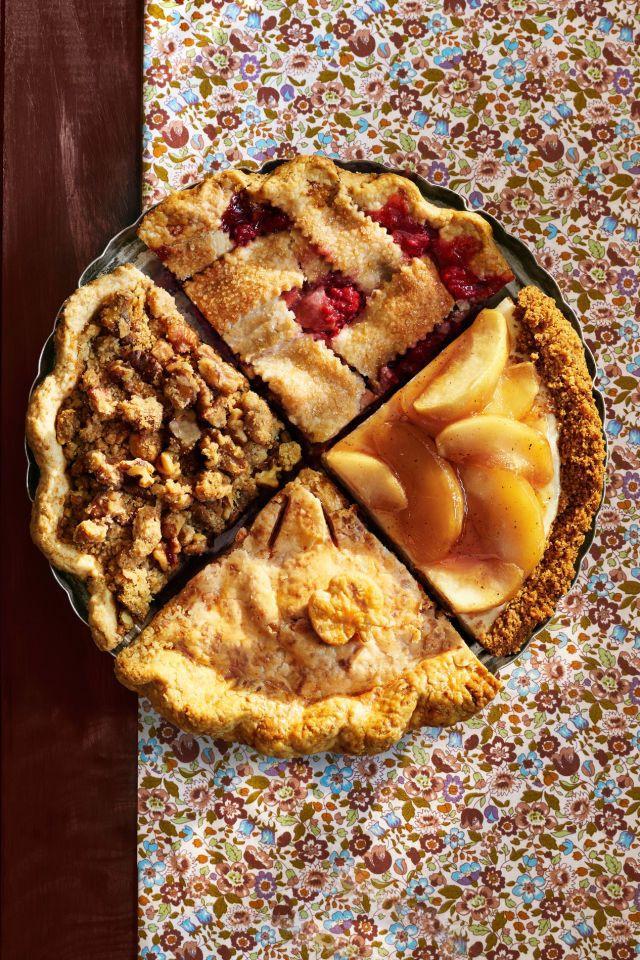 Fall Pie Recipes  100 Raspberry Pie Recipes on Pinterest