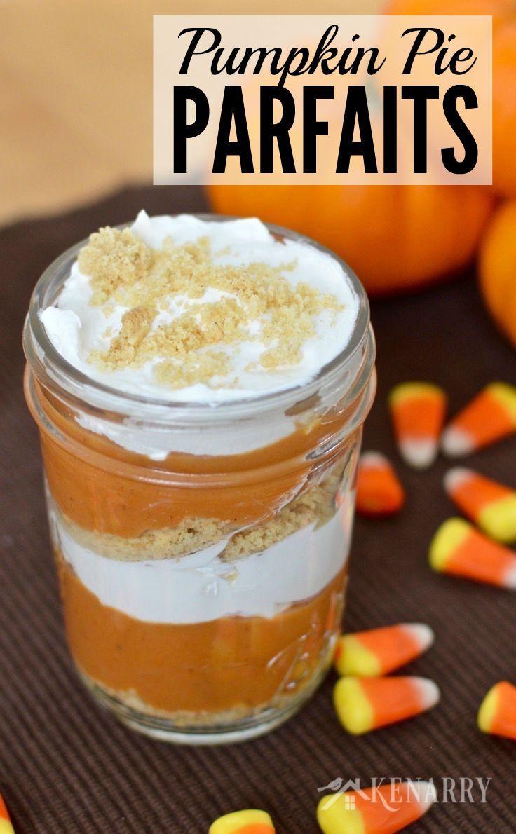 Fall Pumpkin Desserts  The 25 best Fall desserts ideas on Pinterest