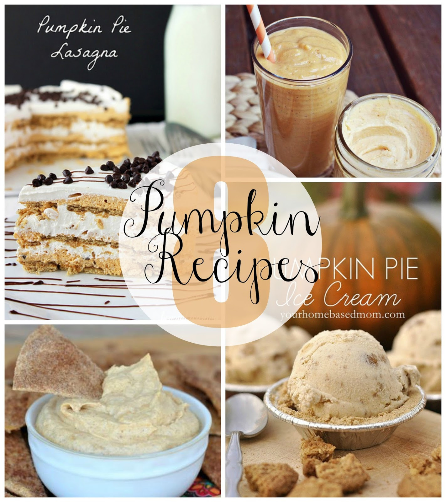 Fall Pumpkin Recipes  EAT SLEEP MAKE 8 Pumpkin Recipes for Fall