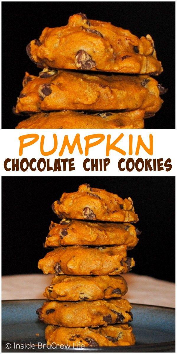Fall Pumpkin Recipes  Best 25 Pumpkin cookies ideas on Pinterest