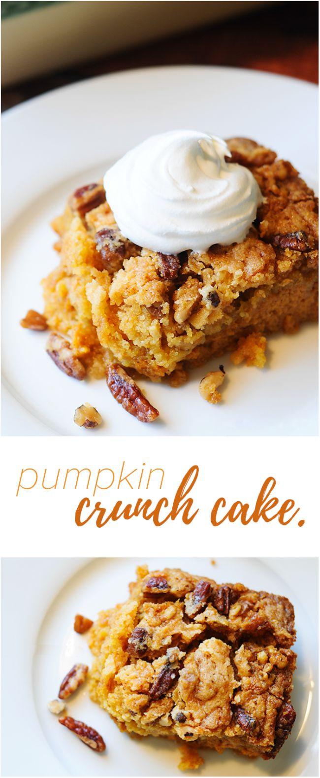 Fall Pumpkin Recipes  Best 25 Pumpkin dessert ideas on Pinterest