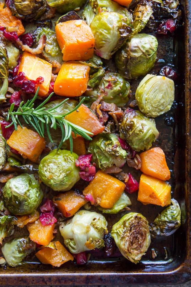 Fall Roasted Vegetables  Harvest Roasted Ve ables