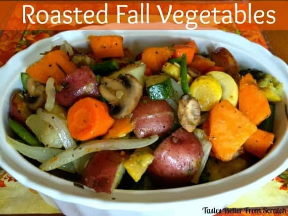 Fall Roasted Vegetables  Roasted Fall Ve ables