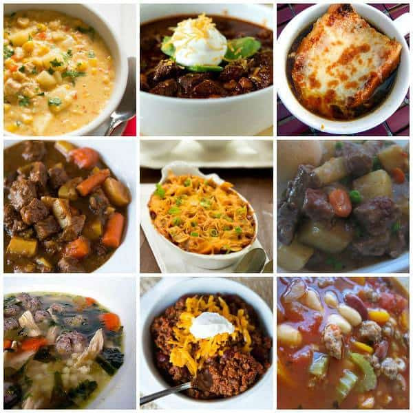 Fall Soup And Stew Recipes  10 Best Soup Stew & Chili Recipes