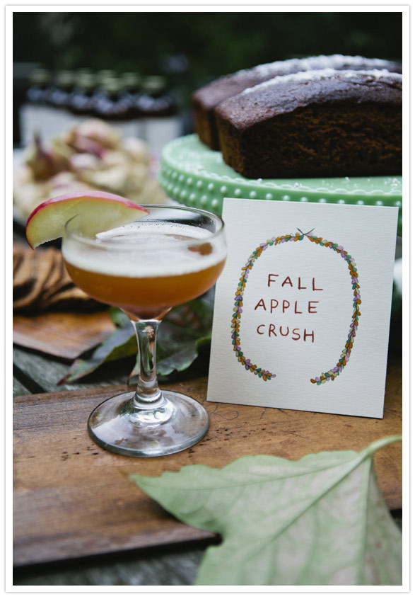 Fall Tequila Drinks  Autumn cocktail party inspiration