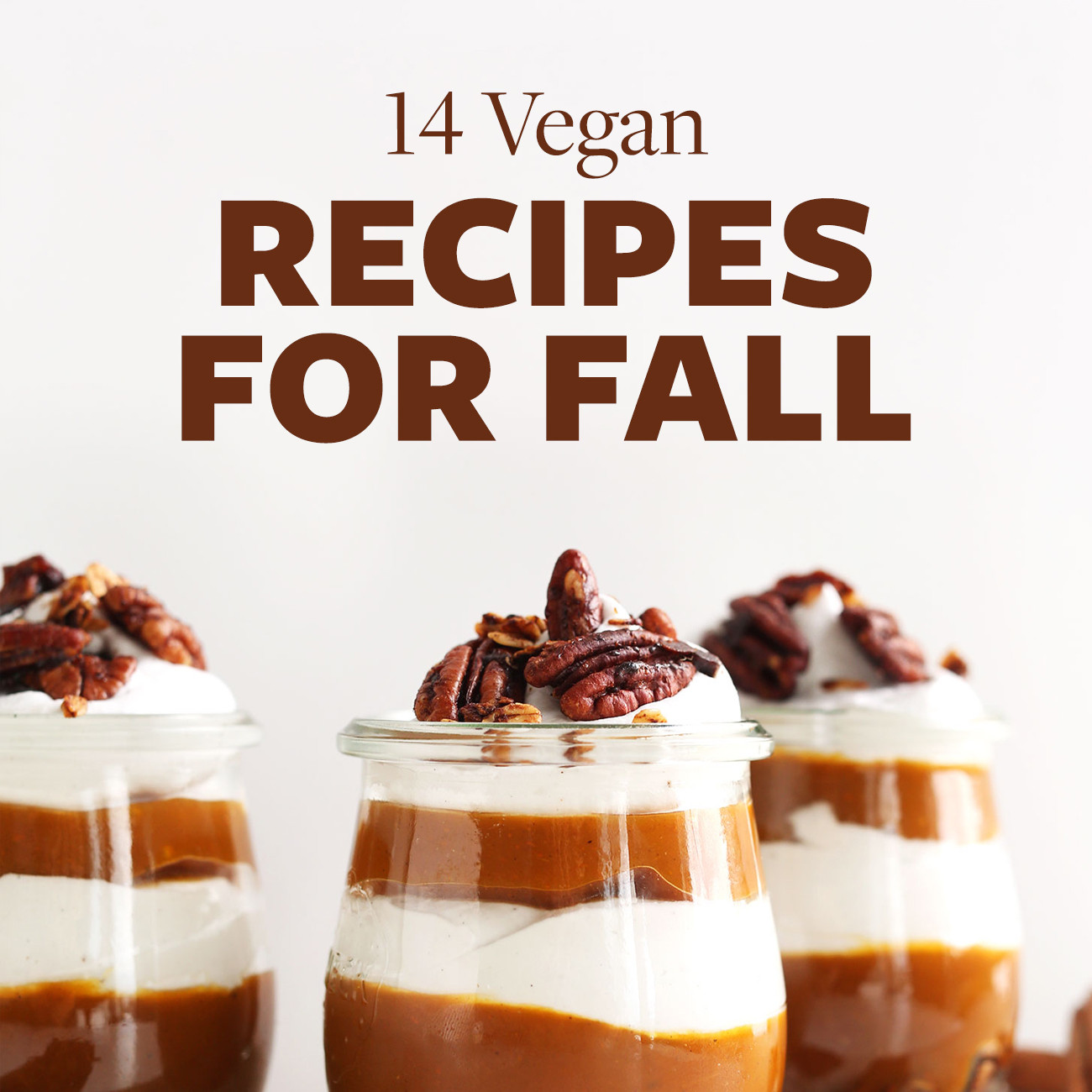 Fall Vegan Recipes  14 Vegan Recipes for Fall