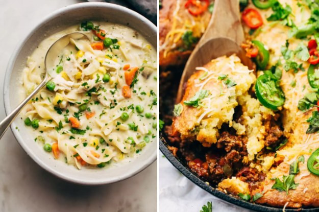 Fall Weeknight Dinners  7 Cozy Weeknight Dinners That Are Perfect For Fall