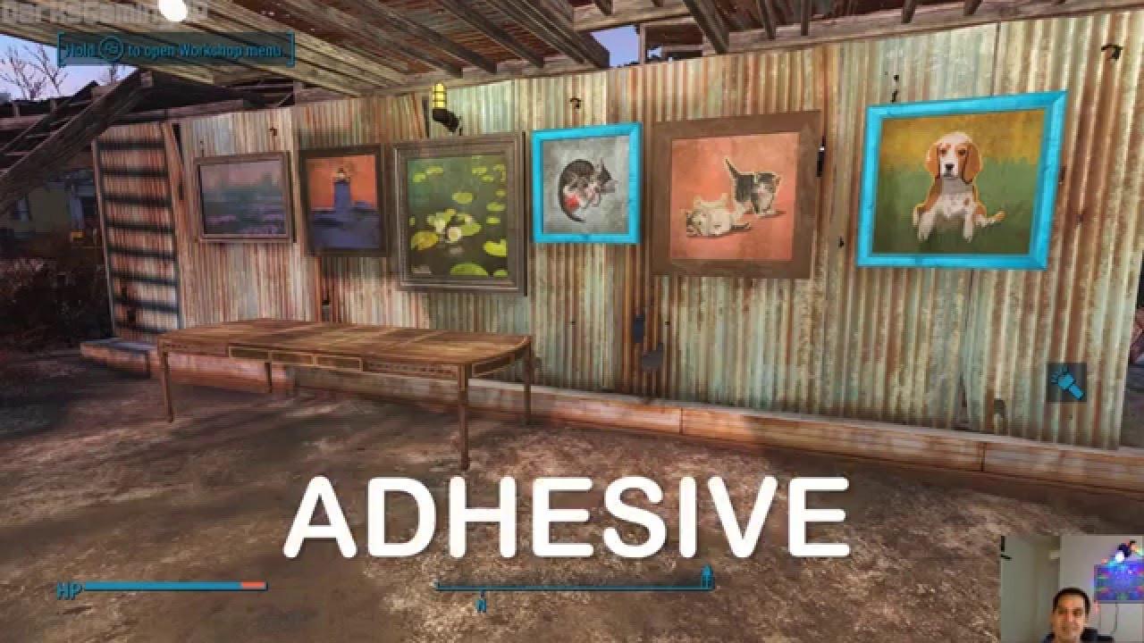 Fallout 4 Corn  Fallout 4 New Holiday Tips & Tricks Corn Adhesive Pip