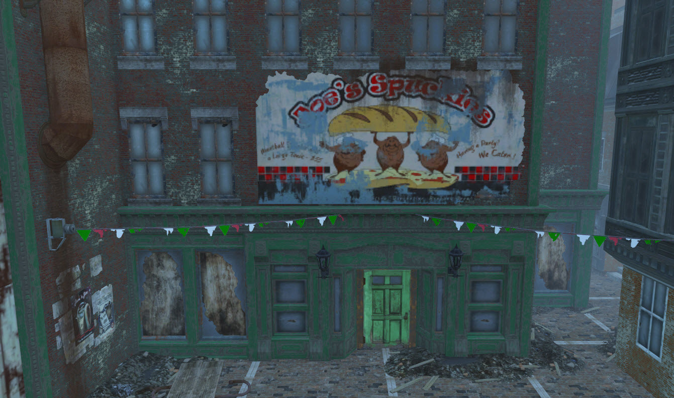 Fallout 4 Mean Pastries  Mean Pastries Fallout Wiki
