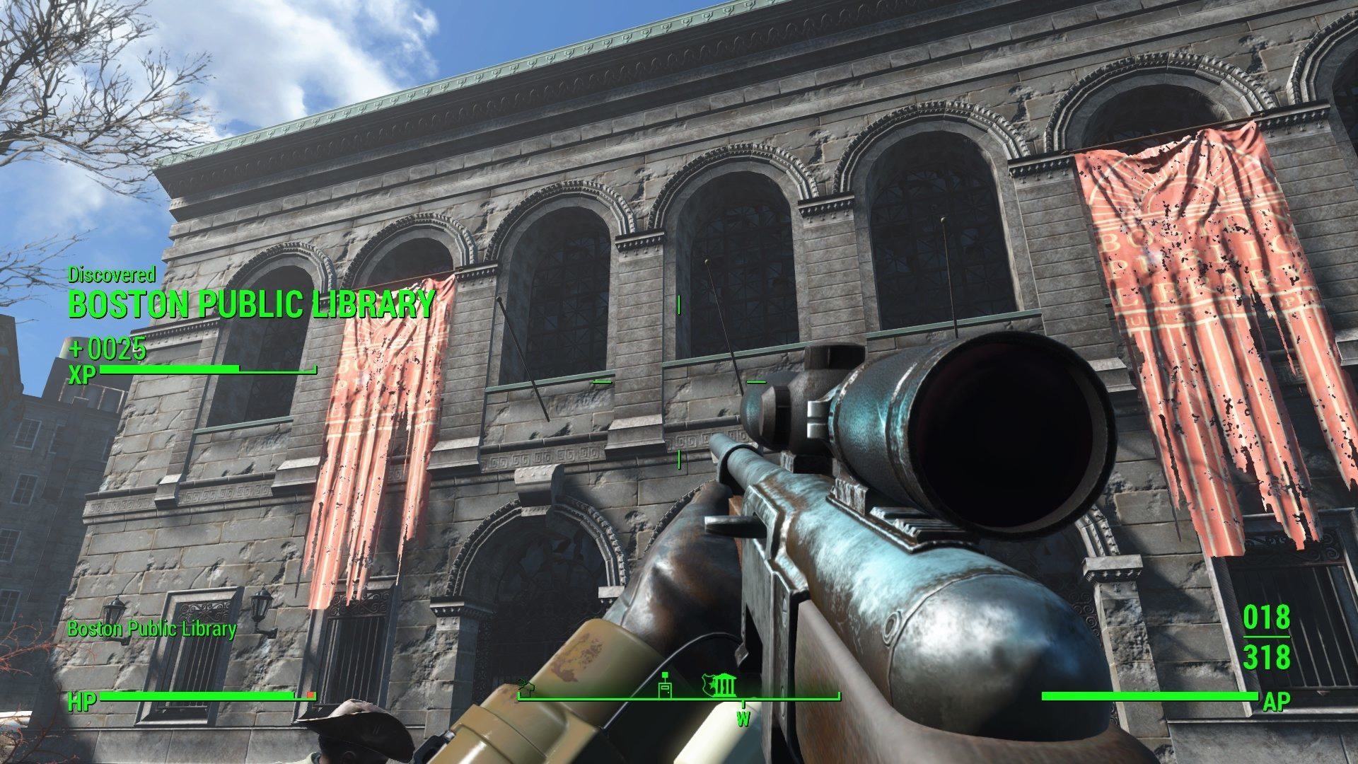 Fallout 4 Mean Pastries  Boston Public Library
