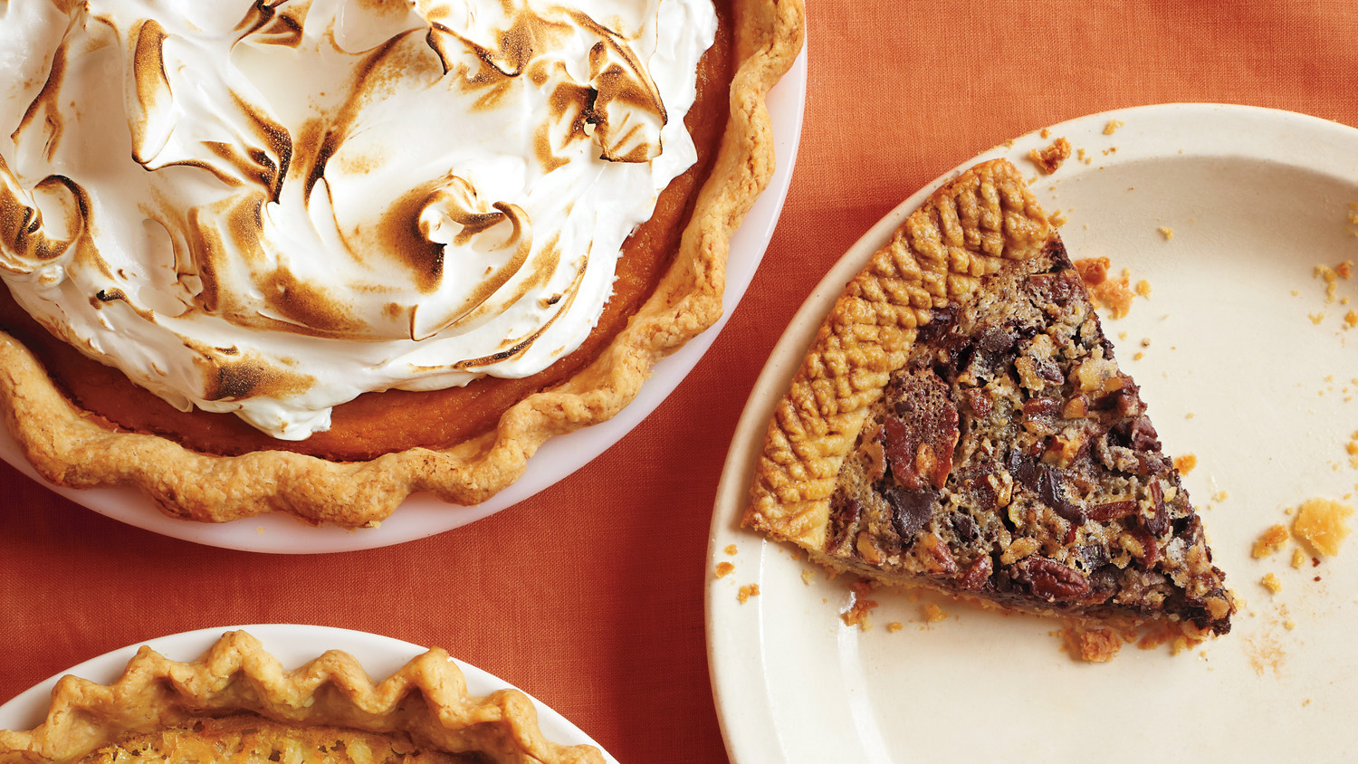 Favorite Thanksgiving Desserts  Our Food Editors Favorite Thanksgiving Dessert Recipes