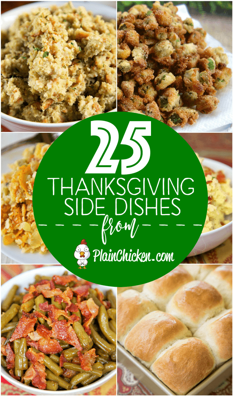 Favorite Thanksgiving Side Dishes  25 Family Favorite Thanksgiving Side Dishes