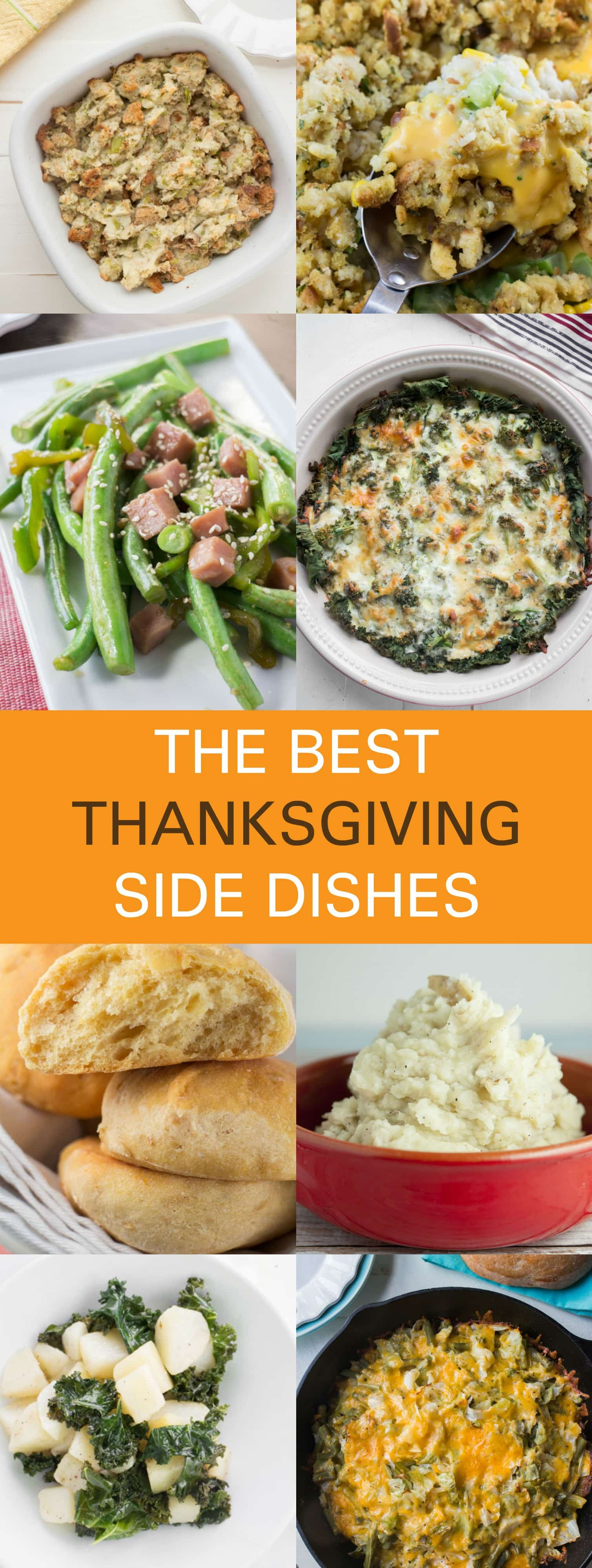 Favorite Thanksgiving Side Dishes  My Favorite Thanksgiving Side Dishes Brooklyn Farm Girl