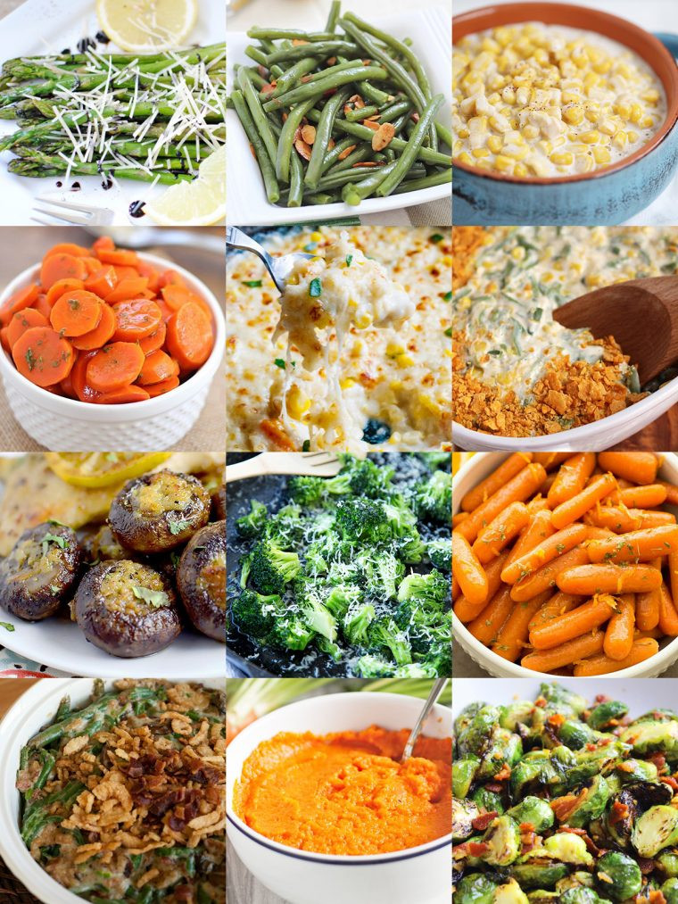Favorite Thanksgiving Side Dishes  Thanksgiving Side Dishes
