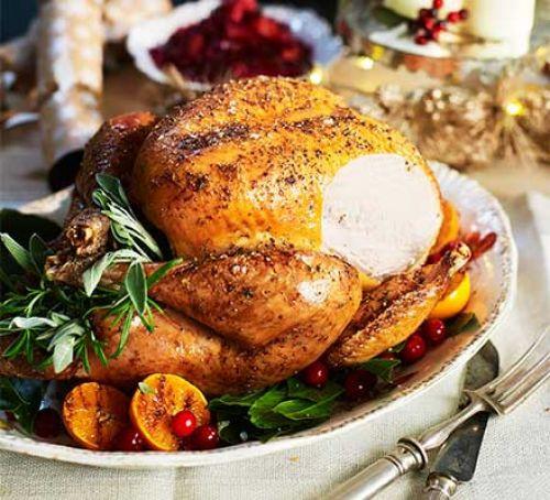 Food For Christmas Dinner  Christmas dinner recipes