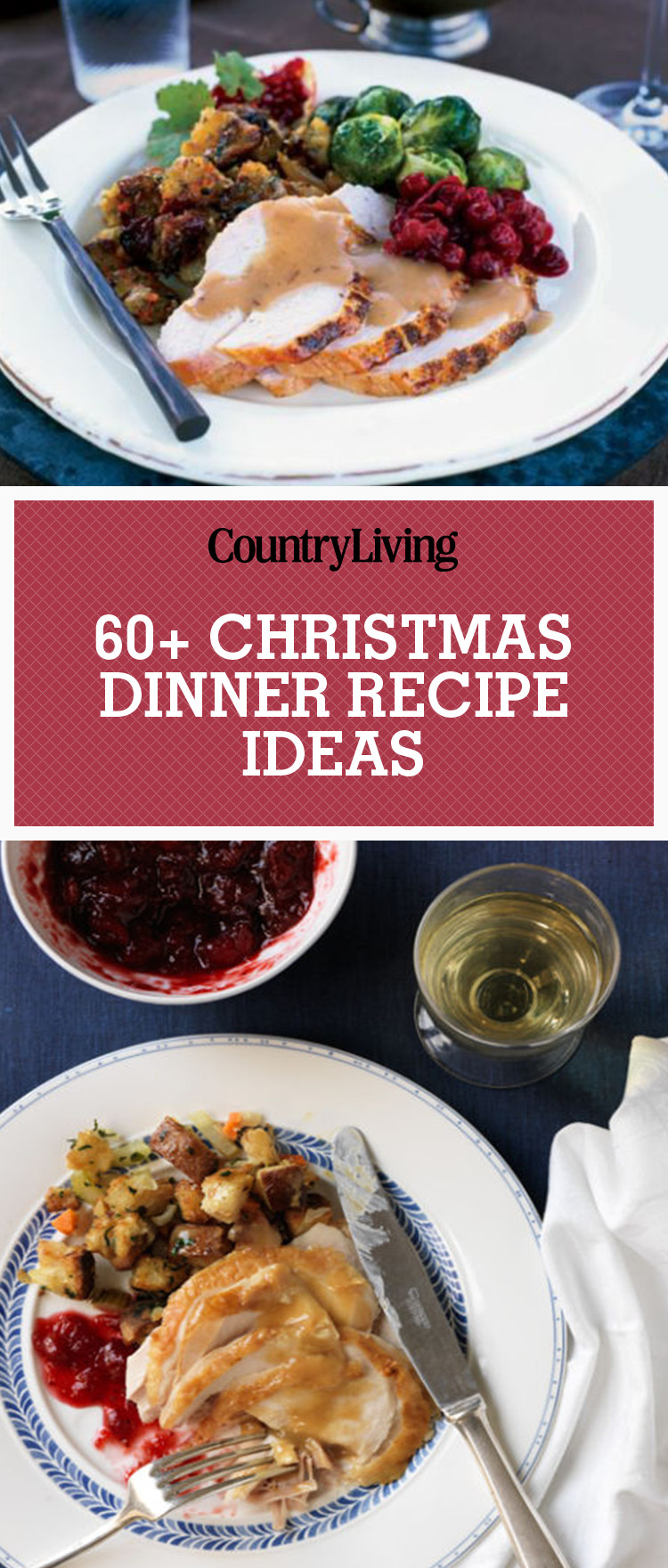 Food For Christmas Dinner  70 Easy Christmas Dinner Ideas Best Holiday Meal Recipes