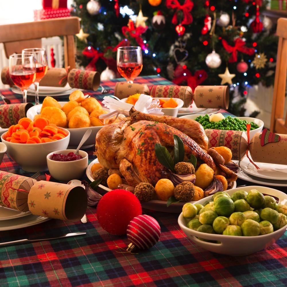 Food For Christmas Dinner  Good Housekeeping Christmas Bud Basket 2017 Cheapest
