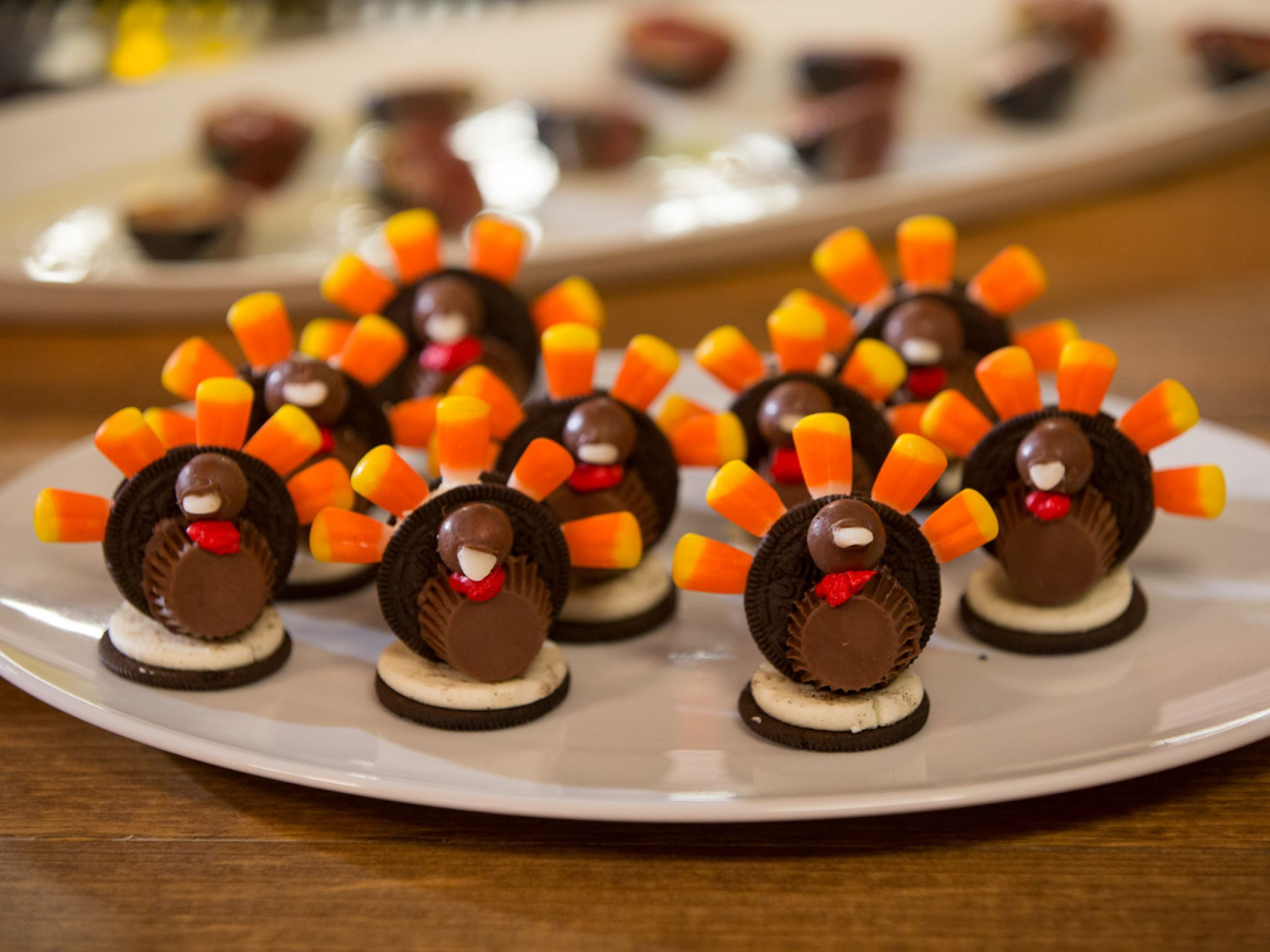 Food Network Thanksgiving Desserts  Bbq Duck Sandwich Recipe Holidays