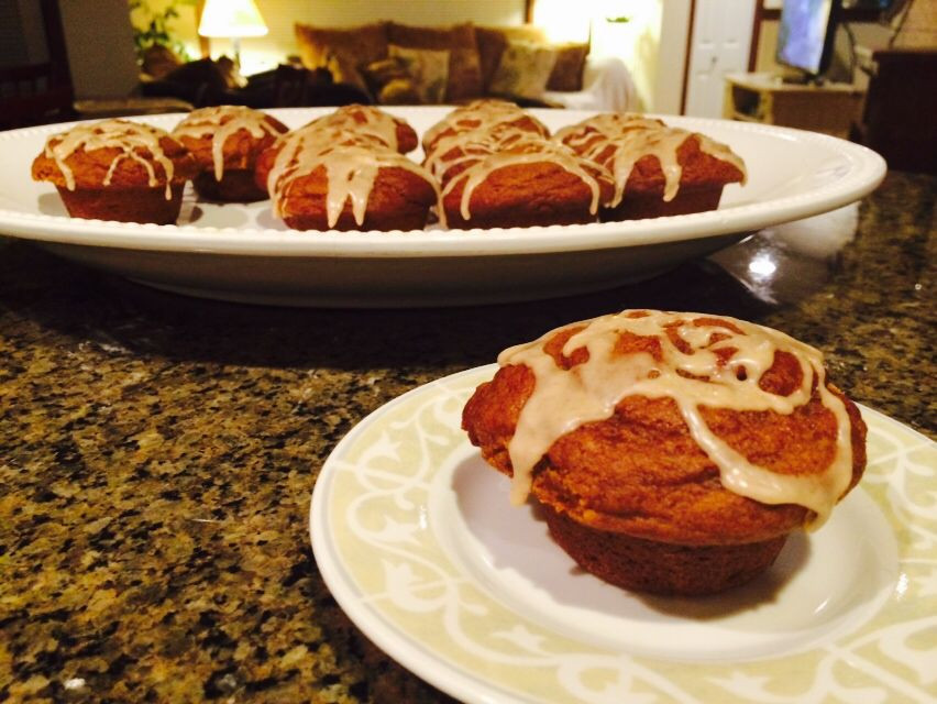 Food Network Thanksgiving Desserts  Perfect mini pumpkin cakes from Nancy Fuller Farmhouse