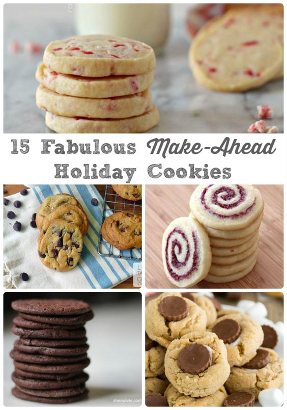 Freezing Christmas Cookies  Pinterest • The world's catalog of ideas